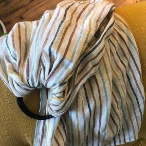 WildBird rainbow ring sling